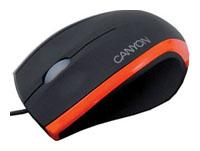 CanyonCNR-MSPACK1 Black-Red USB+PS/2