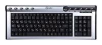 CBRKB 305M Silver-Black USB
