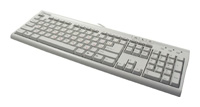 Chicony KB-9810 White PS/2