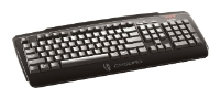 Cyborg V.1 Keyboard Black USB