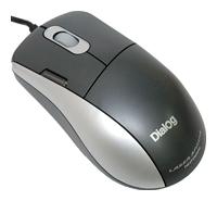 DialogMLK-O5SU Grey USB