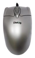DialogMOP-02SP Silver PS/2