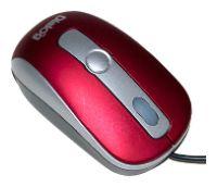 DialogMOP-20SU Red-Silver USB