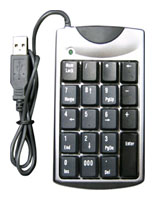 Easy Touch ET-120 EXPEDITION II Silver-Black USB