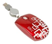 EBOXEMC-4155-3 Red-White USB+PS/2