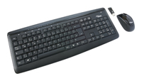 Fujitsu-SiemensWireless Keyboard Set LX450 Black USB