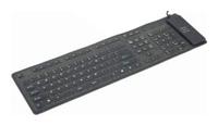 GembirdKB-109F-B-RU Black USB+PS/2