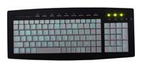 GembirdKB-9635LU-R Black USB