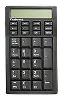 GembirdKPD-CU1 Black USB
