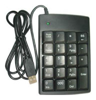 GembirdKPD-U1 Black USB