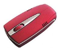 GembirdMUSOPTIM2 Red PS2