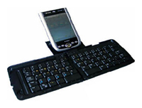 Genius Bluetooth Mobile Keyboard Black Bluetooth