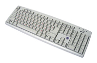 Genius Comfy KB-06 XE White DIN