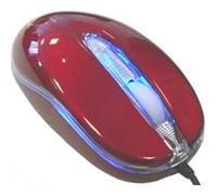 GeniusMini Traveler IRIS 400 Red USB