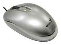 GeniusNetScroll+Mini Traveler 800 Silver USB+PS/2