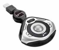 GeniusTraveler 350 Silver-Black USB