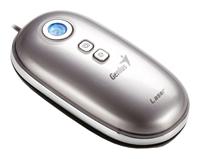 GeniusTraveler 525 Laser Silver USB