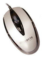 GIGABYTE GM-AC Black-Silver USB+PS/2