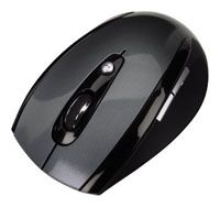HAMAM2120 Optical Mouse Black Bluetooth
