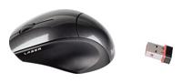 HAMAM3070 Wireless Laser Mouse Black USB