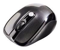 HAMAM3080 Wireless Laser Mouse Black USB