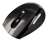 HAMAM3110 Wireless Laser Mouse Black USB