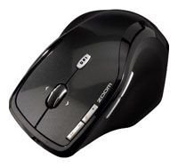 HAMA M3120 Wireless Optical Mouse Black USB