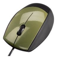 HAMAM366 Optical Mouse Black-Khaki USB