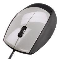 HAMAM368 Optical Mouse Black-Silver USB