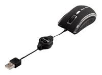 HAMAM530 Optical Mouse Black USB