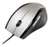 HAMA M590 Optical Mouse Silver-Black USB