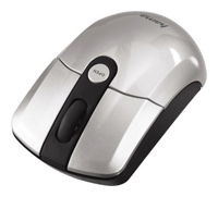 HAMA M642 Wireless Optical Mouse Silver-Black USB