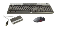 HP5069-6263 Black-Silver USB