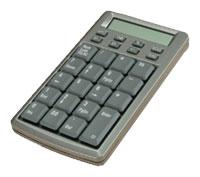 KensingtonPocket KeyPad Calculator Grey USB