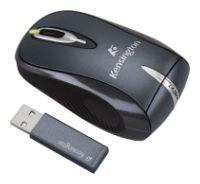 KensingtonSi750m Wireless Laser Mouse Black USB