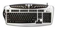 KreolzKP-310Ub Silver-Black USB
