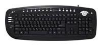 KreolzKP-338Ub Black USB