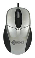 KreolzMO01 Black-Silver PS/2