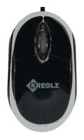 KreolzMS02 Black-Silver USB