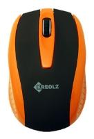 KreolzWMS 121 Black-Orange USB