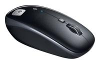 LogitechBluetooth Mouse M555b Black Bluetooth