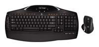 LogitechCordless Desktop MX 5500 Revolution Black