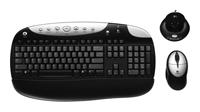 LogitechCordless Rechargeable Desktop Black-Silver PS/2