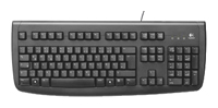 Logitech Deluxe 250 Black PS/2