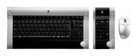 LogitechdiNovo Cordless Desktop for Notebooks Black