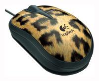 LogitechLeopard Mouse USB