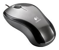 LogitechLX3 Optical Mouse Grey-Black USB+PS/2