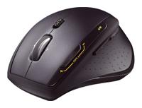 LogitechMX 1100 Cordless Laser Mouse Black