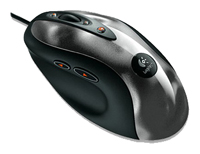 Logitech MX 518 Gaming-Grade Optical Mouse Black