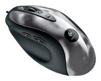 LogitechMX 518 Optical Gaming Mouse Metallic-Black
